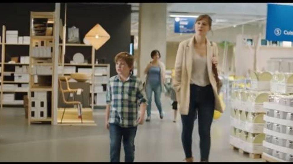 El anuncio de Ikea que ha conmovido a todos los padres franceses: Si algunas cosas fueran pequeñas siempre...