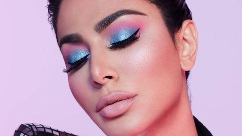La nueva paleta de maquillaje galáctico de Huda hará que salgas corriendo a Sephora