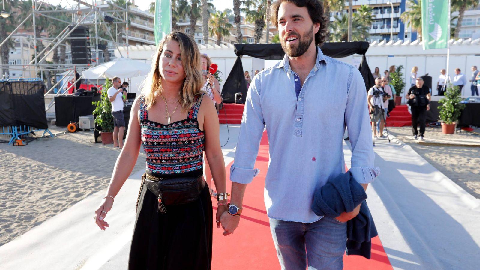Foto: Elena Tablada y Javier Ungría en una imagen de archivo. (Cordon Press)