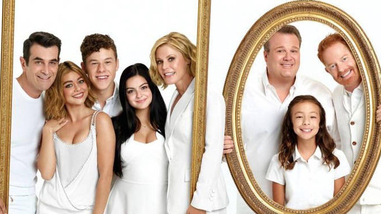 'Modern Family'.