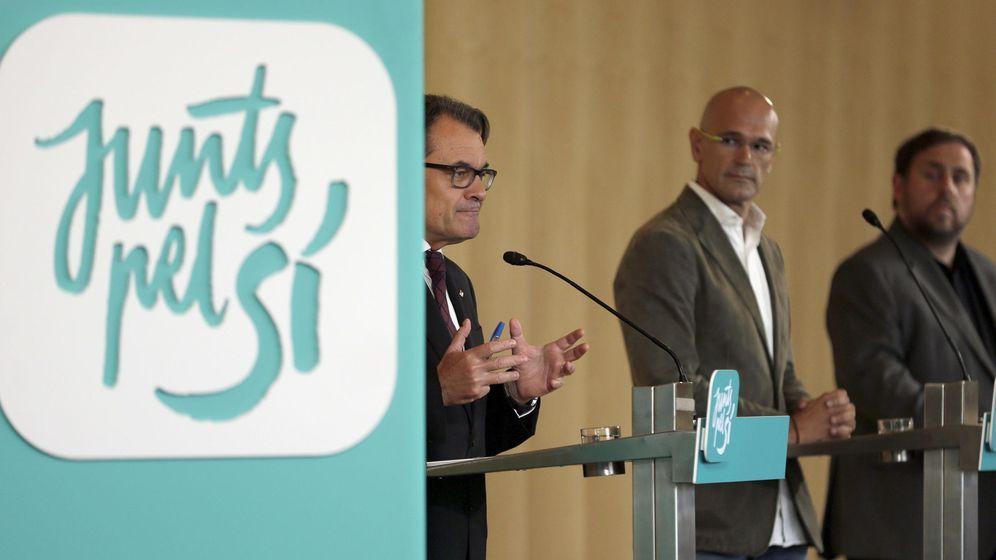 Foto: Ponte a prueba: ¿Cuánto sabes del partido independentista Junts Pel Sí?