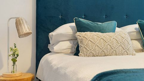 Tu dormitorio será más estiloso que nunca con estas colchas de Ikea