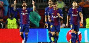 Post de Messi baila mejor que nadie bajo la lluvia