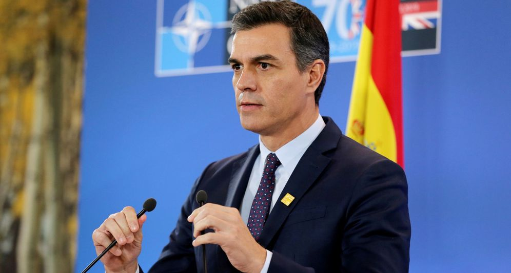 Foto: El presidente del Gobierno de España en funciones, Pedro Sánchez. (EFE)