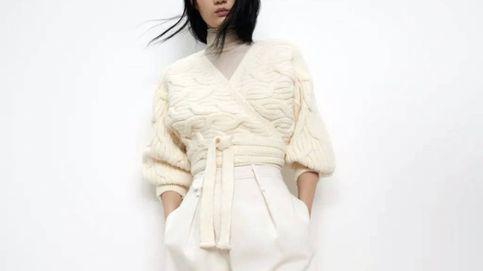 Acaba de lanzarse y ya es viral, hablamos de la nueva chaqueta de punto de Zara