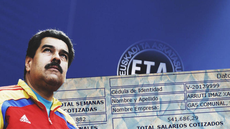 Foto: Maduro coloca al jefe de ETA en Venezuela en la petrolera estatal con un sueldazo