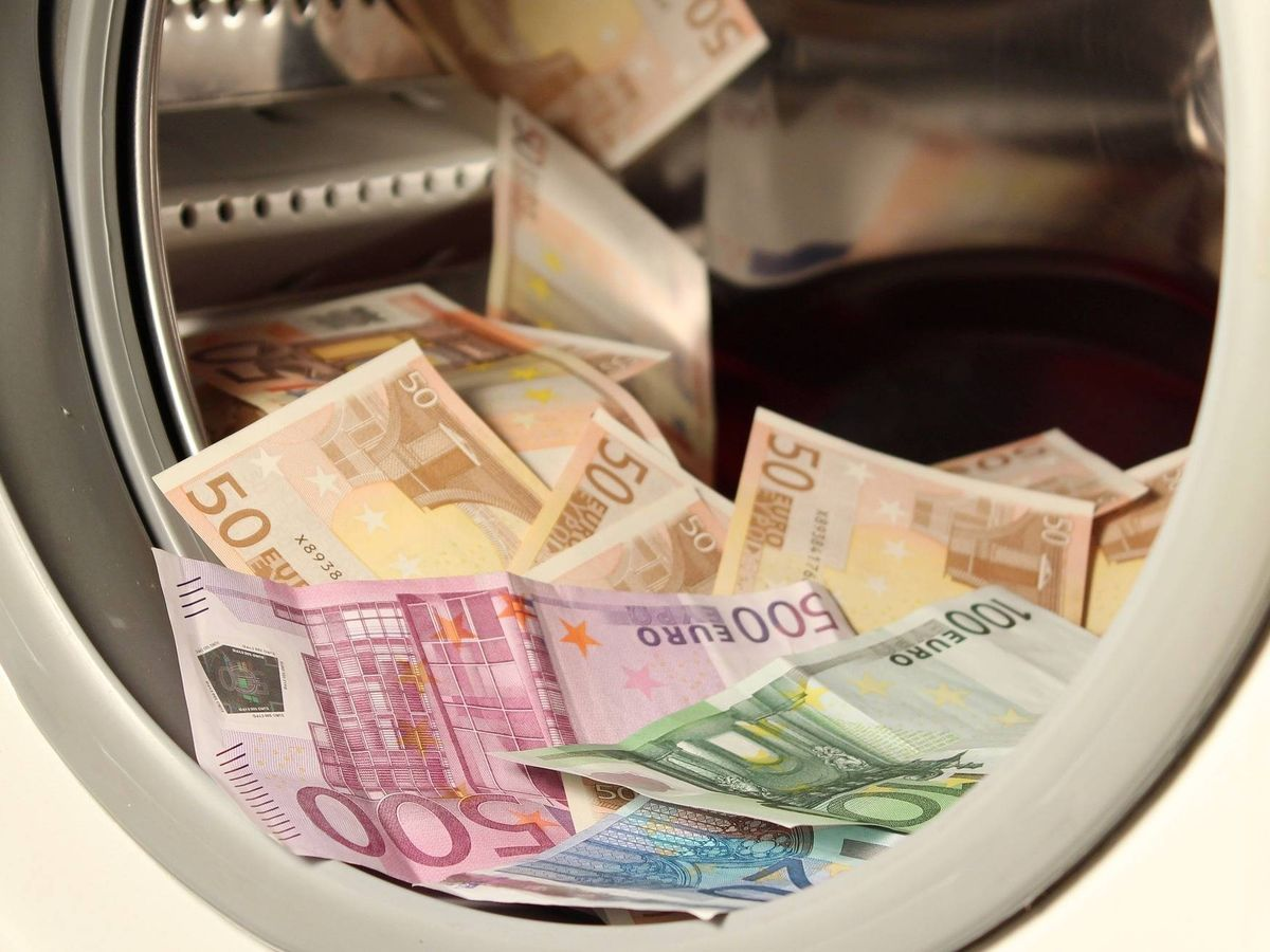 Foto: Detienen a uno de los grandes expertos en lavado de dinero.