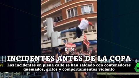 Indignación en 'La Sexta noche' por los incidentes en Bilbao: Deprime mucho