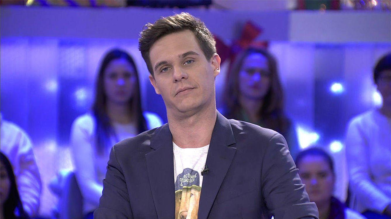 Christian Gálvez emociona a su público con el homenaje a una compañera
