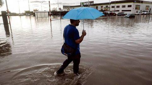 Un muerto por las inundaciones tras las fuertes lluvias en el Mediterráneo