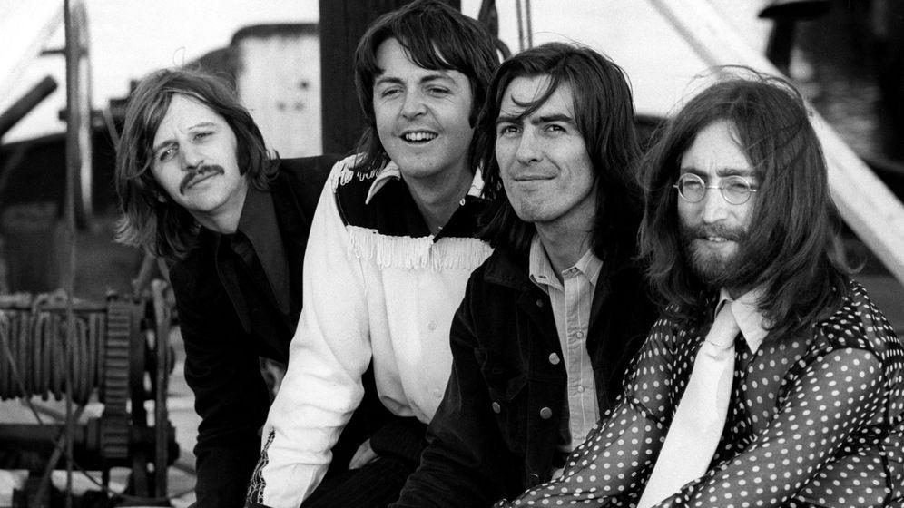 Foto: The Beatles posando en 1969. Foto: REUTERS