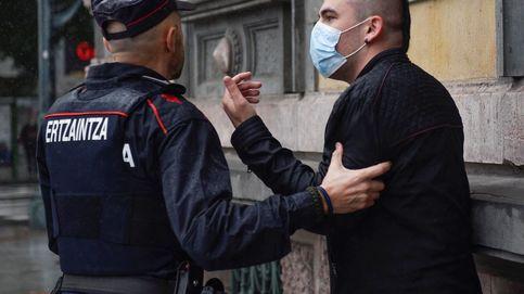 Condenado el Gobierno vasco por no proteger a los agentes de la Ertzaintza