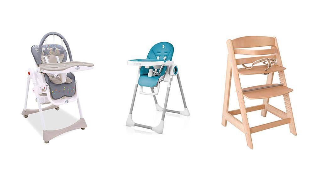 Foto: Las mejores tronas de bebés para velar por su comodidad y seguridad