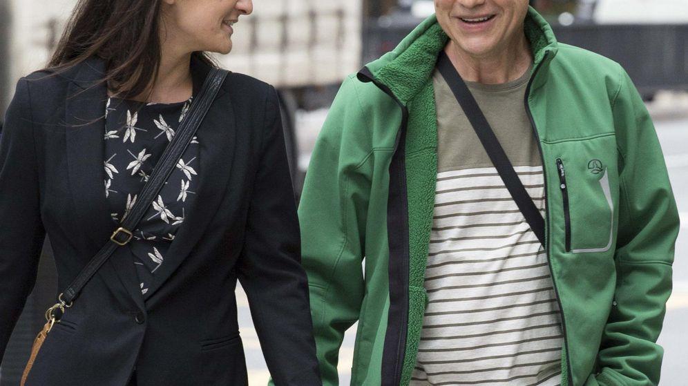 Foto: El histórico etarra Antonio Troitiño a su llegada al Tribunal de Magistrados de Westminste, en Londres. (Efe)