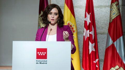 Restricciones en Madrid: siga en directo la comparecencia de Isabel Díaz Ayuso