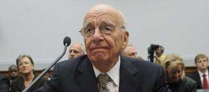 Murdoch planta a Davos por cumplir su sueño inglés
