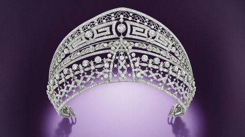 A subasta la impresionante tiara de una de las damas de Victoria Eugenia