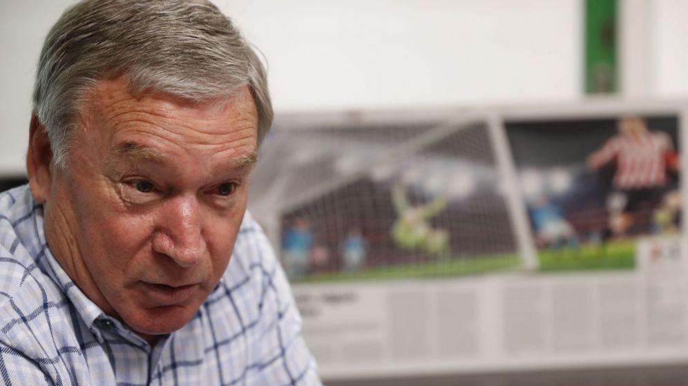 Foto: Javier Clemente, ex seleccionador de España. (Efe)