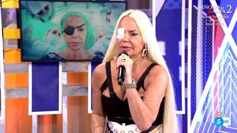Leticia Sabater aclara en el 'Deluxe' la polémica foto en una fiesta con cargos de C's
