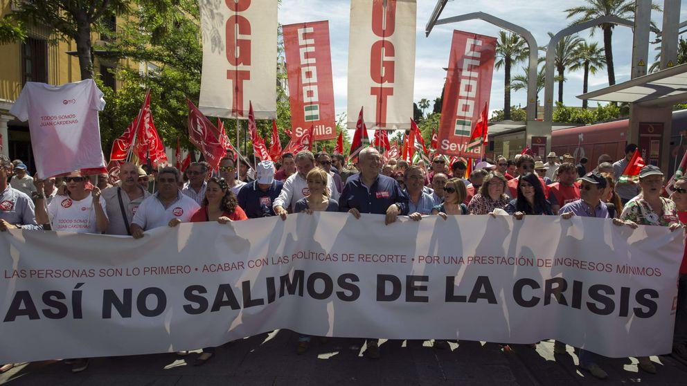 La ineludible fusión entre UGT y CCOO: el ocaso del poder sindical