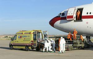 Personal de La Paz denunció los riesgos para tratar el ébola