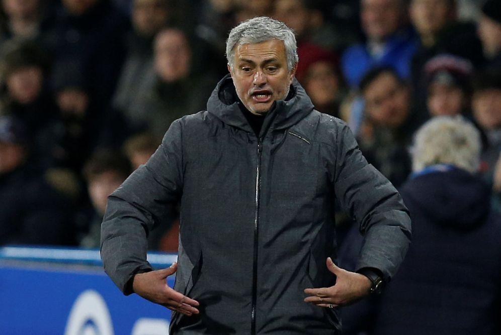 Foto: En la imagen, José Mourinho. (Reuters)