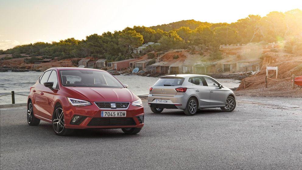 Seat amplía su gama Ibiza con las versiones diésel y de gas natural