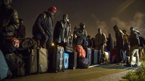 La Jungla de Calais: comienza el desalojo de miles de migrantes en Francia