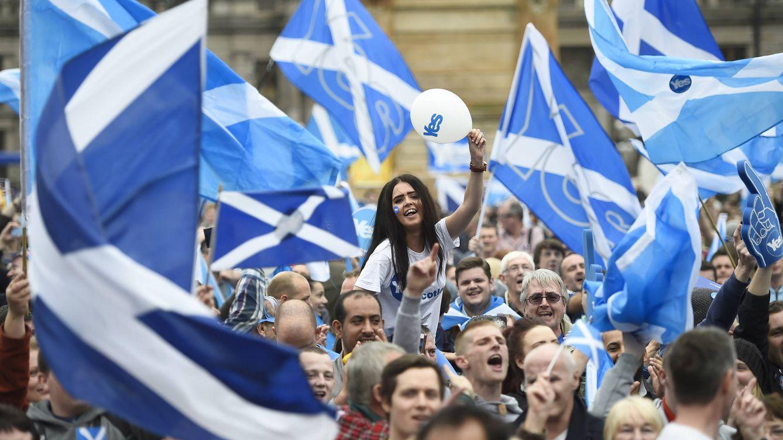 Doble alerta independentista: el auge de Boris amenaza con quebrar el Reino Unido