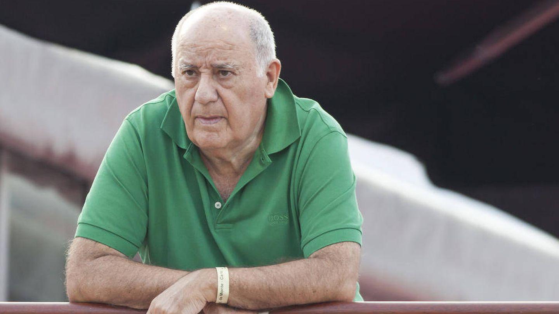 El empresario Amancio Ortega. (Gtres)