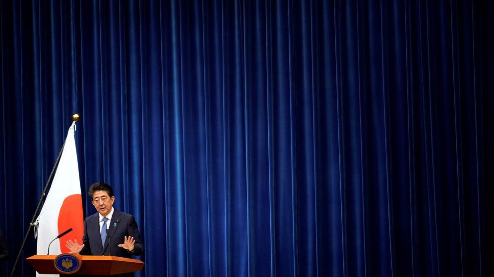 Foto: Shinzo Abe. (Reuters)