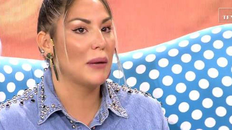 Steisy reaparece entre lágrimas en 'Sálvame': Sufro depresión explosiva intermitente