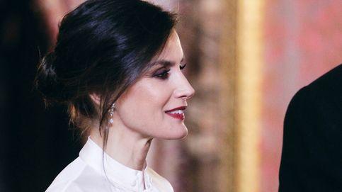 Los 4 mejores looks de Letizia en la recepción al cuerpo diplomático (y nuestra apuesta)