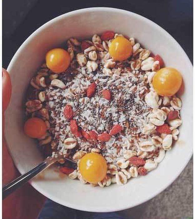 Imagen: Porridge