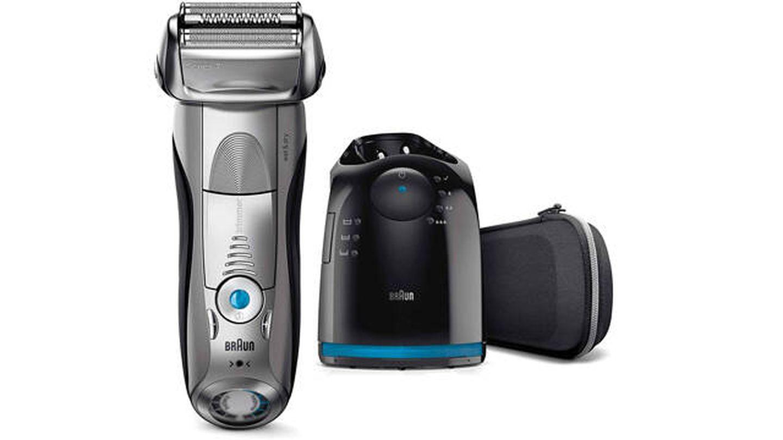 Afeitadora eléctrica Braun 7898cc Series 7
