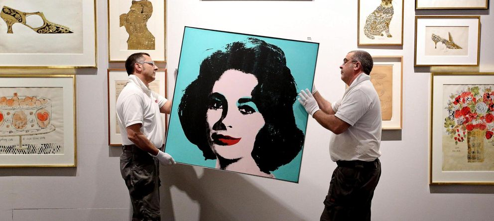 Foto: ¿Sigues comprando acciones? El secreto del 'pelotazo' inversor lo tiene Andy Warhol
