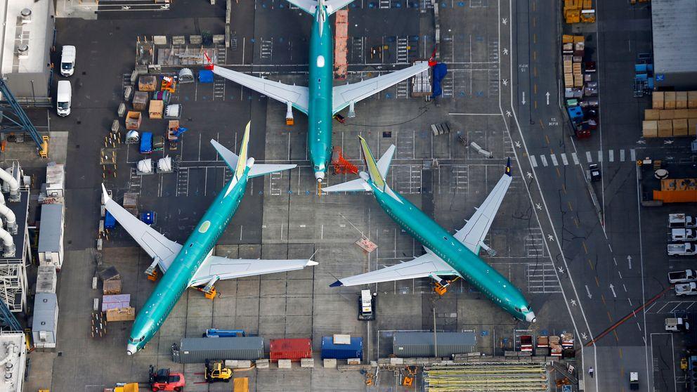 Riesgo potencial en los modelos Boeing 737 Max
