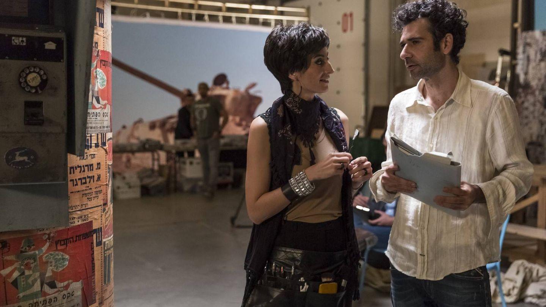 Kais Nashif es Salam, el protagonista de 'Todo pasa en Tel Aviv'. (Surtsey)