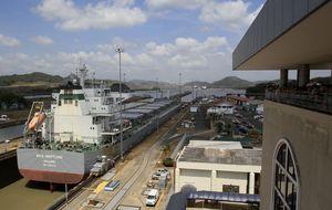 Sacyr se deja más de un 4% tras el bloqueo del acuerdo en Panamá