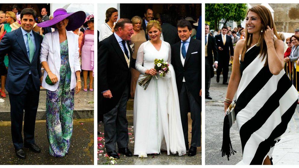 Mariló Montero, Lourdes Montes, Francisco Rivera o Sibi: la boda de la hija de César Cadaval se llena de famosos