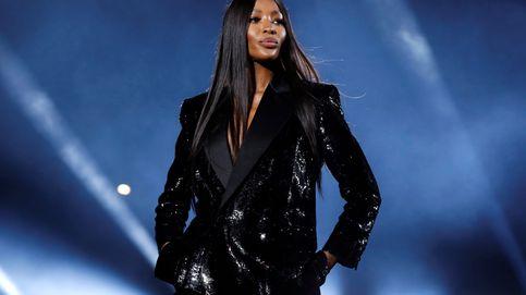 El polémico vestido de Naomi Campbell que ha hecho arder las redes
