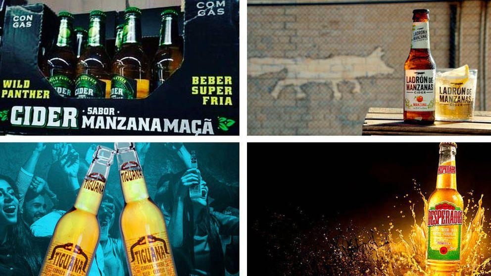 Heineken sufre la inspiración de Mercadona sobre sus dos últimos 'hits'