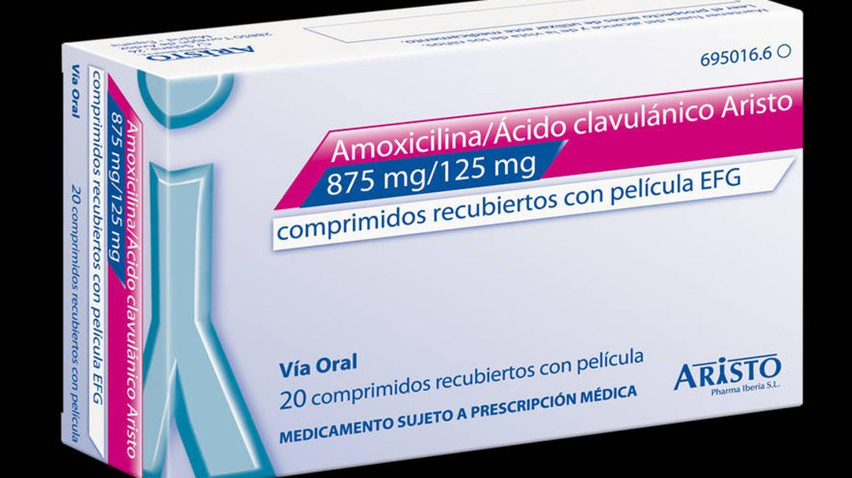 Sanidad retira un antibiótico de las farmacias por un error en la dosis