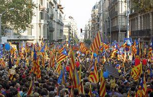 Asesores de Mas instan a movilizar la calle si Rajoy impide la consulta