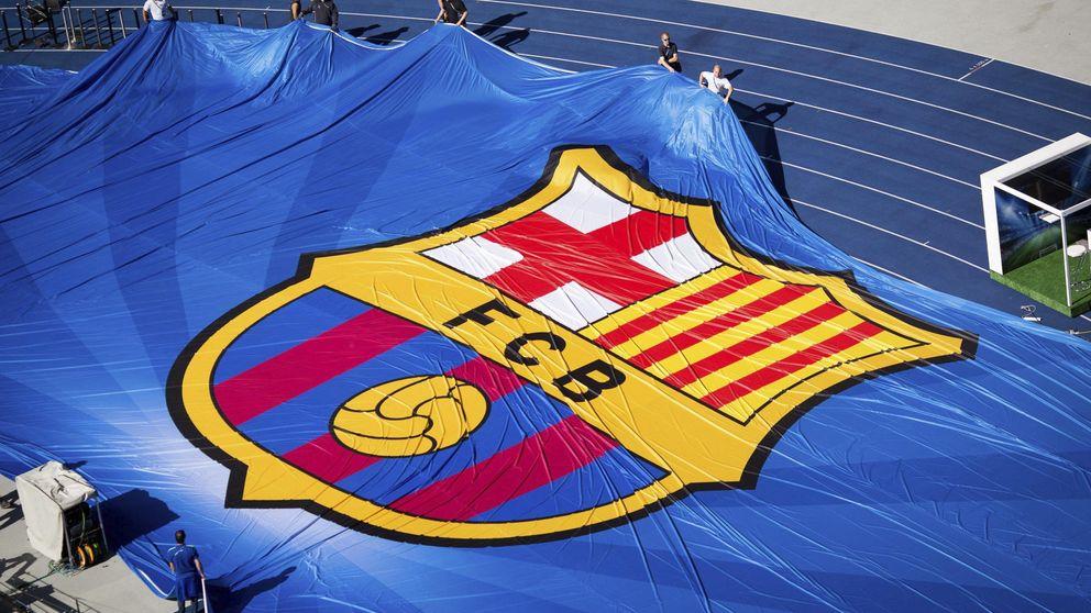 Así ha ido evolucionando el escudo del FC Barcelona a lo largo de la historia del club