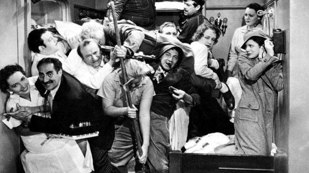 Foto: El camarote de los hermanos Marx (y otras formas de reírse).