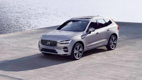 Ya hemos conducido el renovado Volvo XC60, un SUV que se supera cada vez