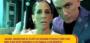 Post de Anabel Pantoja lanza un mensaje tajante a su familia tras irse del plató de 'Sálvame'