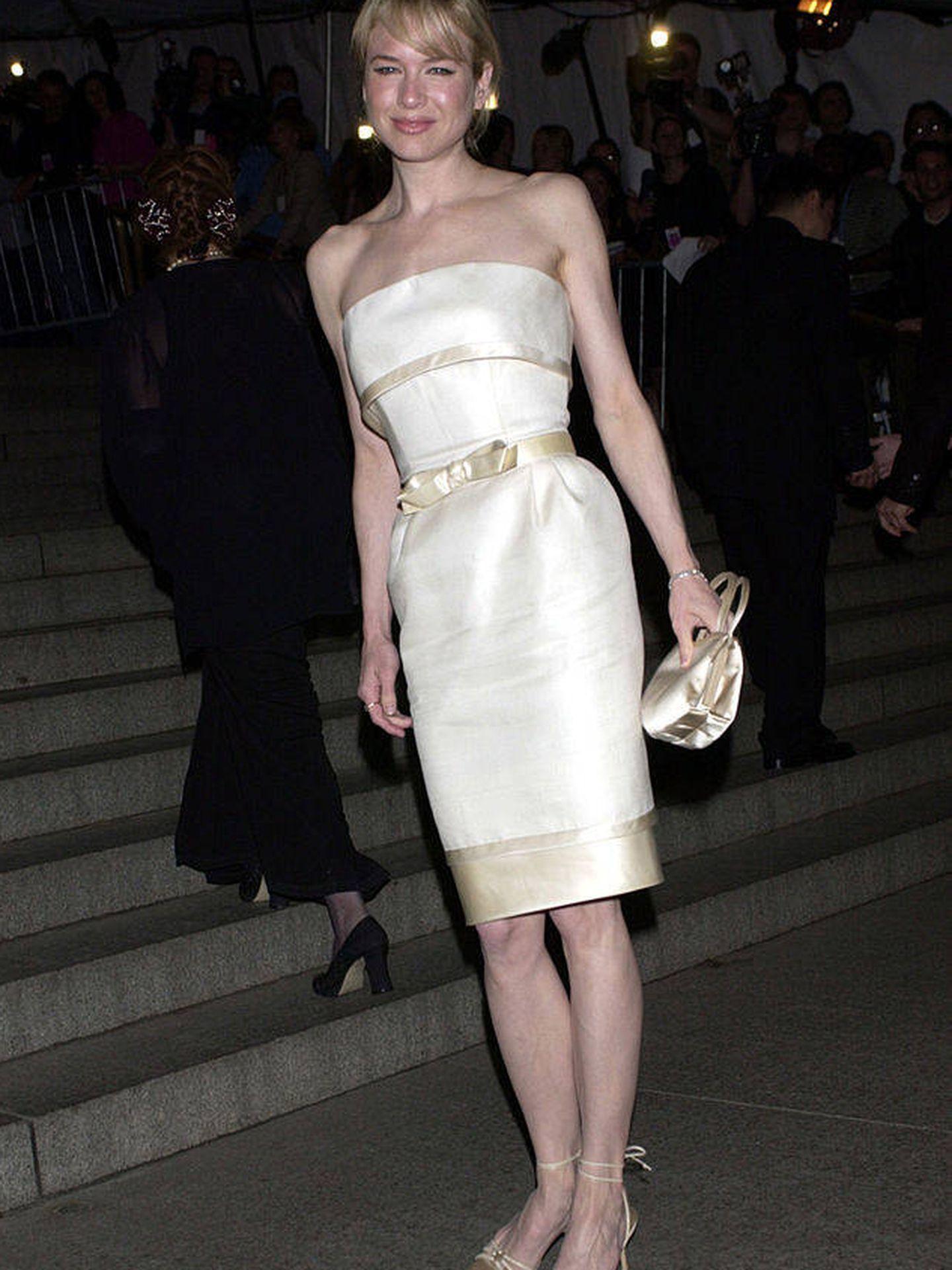 La actriz en 2001. (Getty)