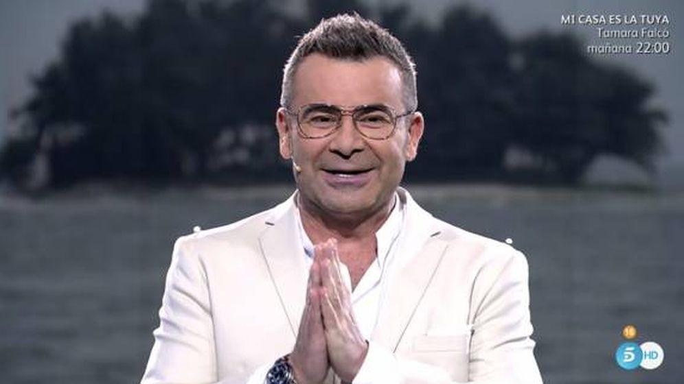 Foto: La pullita de Jorge Javier a Antena 3 en 'GH VIP 6'. (Telecinco)